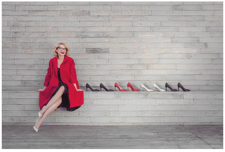 Коллекция обуви и аксессуаров Evelina Khromtchenko & Ekonika