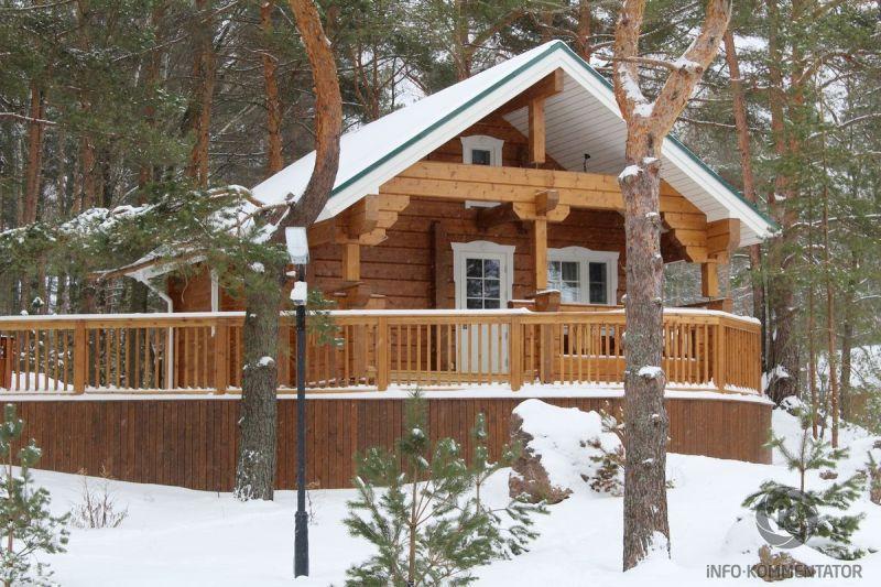 Курорт Дом у моря по системе все включено на Финском заливе