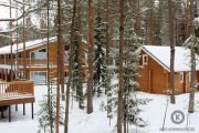 Курорт Дом у моря для семейного отдыха на берегу Финского залива