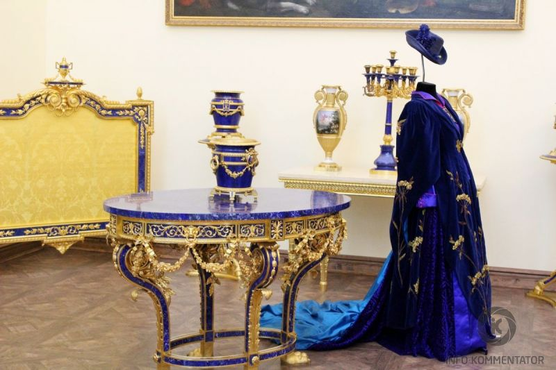 Екатерининский дворец в Царском Селе|Город Пушкин