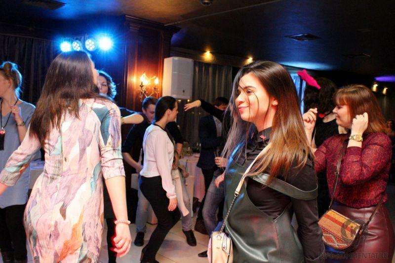 Зажигательная вечеринка в ресторане Приятно|Корпоратив в Петербурге