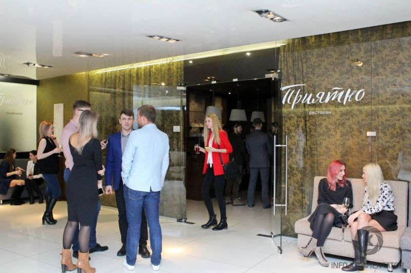 Корпоратив в Петербурге|Ресторан Приятно