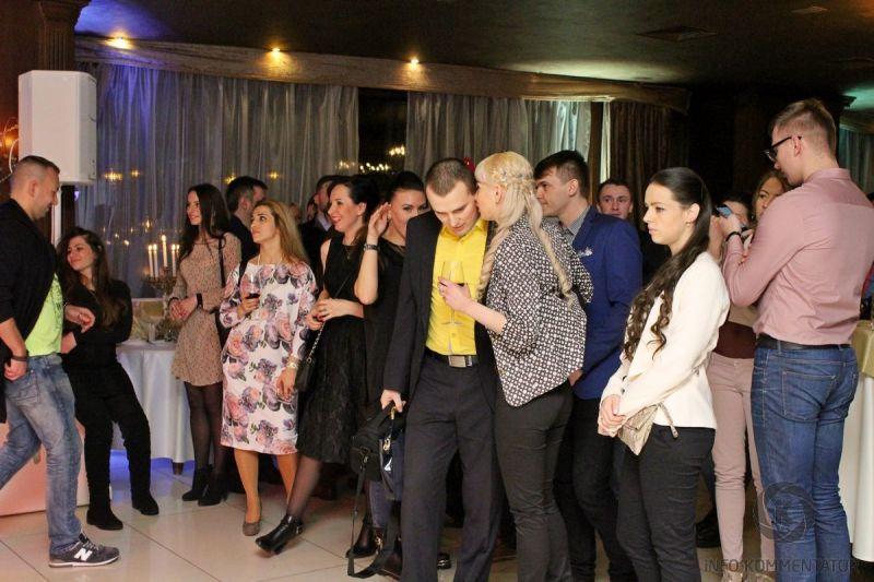 Корпоратив в Петербурге|Зажигательная вечеринка
