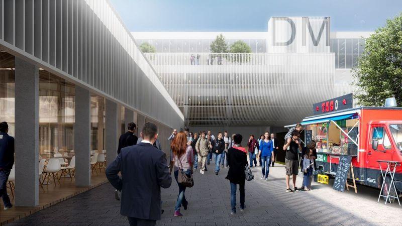 Проект Центр Дмитровка