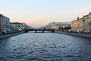 Водные экскурсии по рекам и каналам Санкт-Петербурга