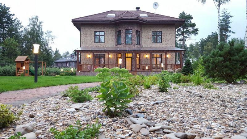 Строительство коттеджей и загородных домов в Ленинградской области (Ленобласти)